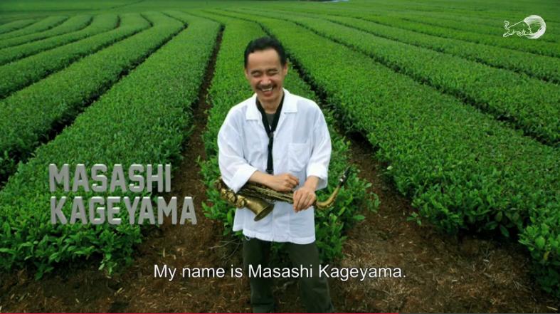 Questo tizio qui, Masashi Kageyama, è facile che non lo conosciate. Prima della fine del secondo video avrete un nuovo eroe.