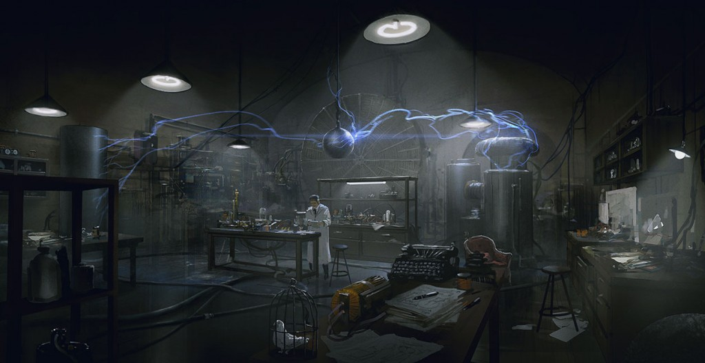 to1886-tesla-lab-coil-experiment