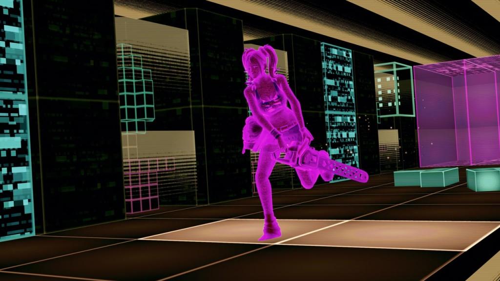 Vogliamo dirlo, che è un piacere osservare un videogioco che impazzisce ricercando soluzioni stilistiche fuori di cozza, invece di inseguire il realismo di 'sta fava? Diciamolo! All together now: funk 'em!