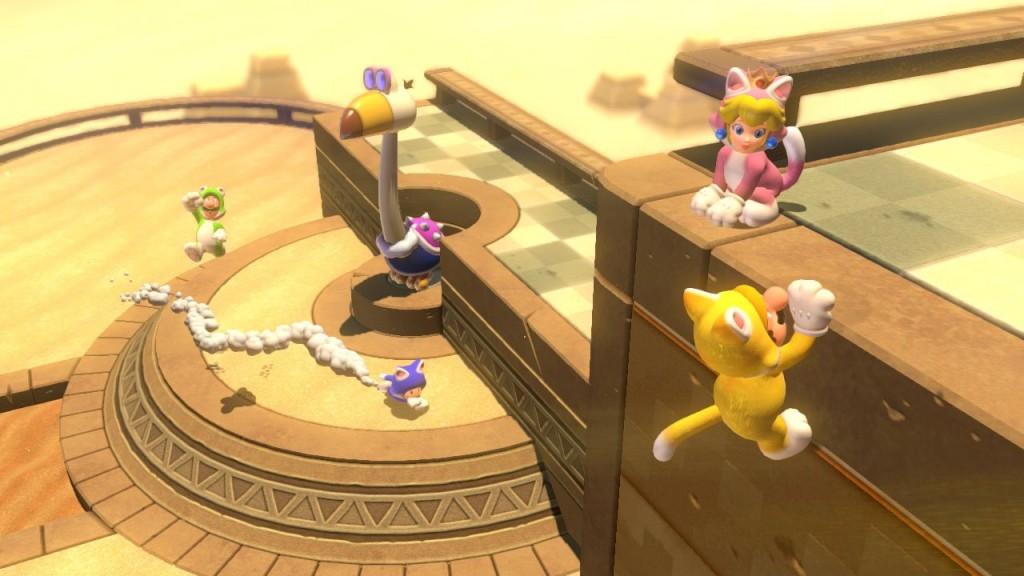 Non era scontato, ma il multiplayer di Mario trova davvero la sua dimensione nella terza.