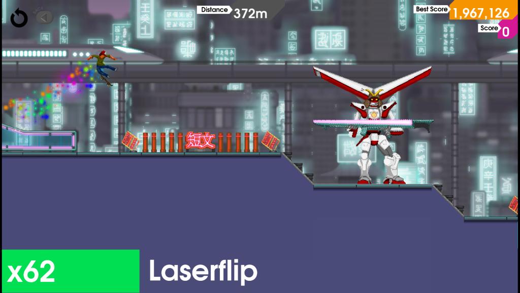 Grinda tutti i simil-Gundam!
