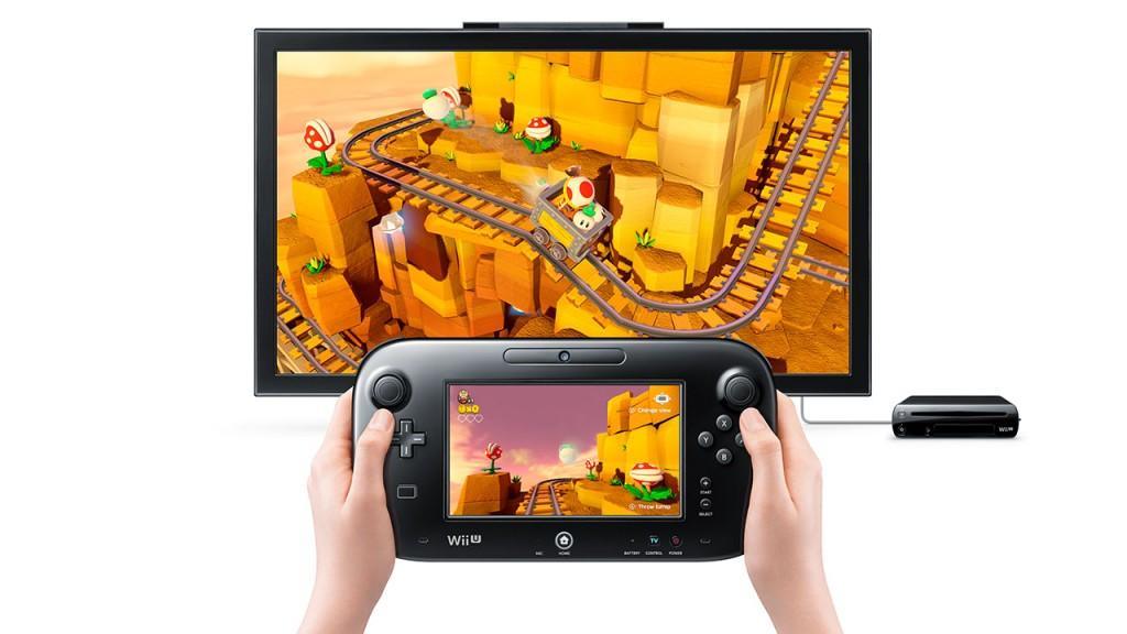 Quando Toad usa un cannone o viaggia su un carrello, si prende la mira in prima persona sul GamePad. Eseguire gli aggiustamenti ampi con gli analogici e quelli sul breve tramite il sensore di movimento funziona molto bene, come già visto non solo su Wii U ma anche in alcuni giochi PS Vita.