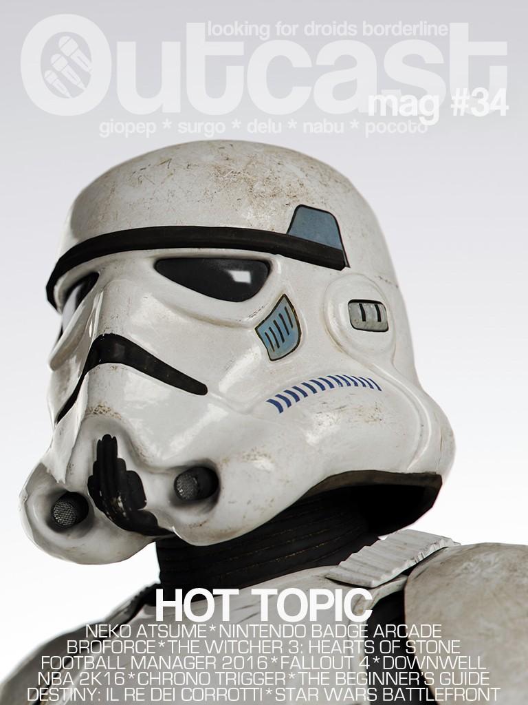 Outcast Mag 34