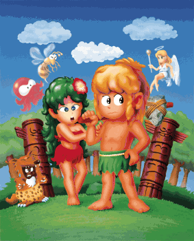 Ora sappiamo perché mai Wonder Boy si sia trasformato da cavernicolo in cavaliere!