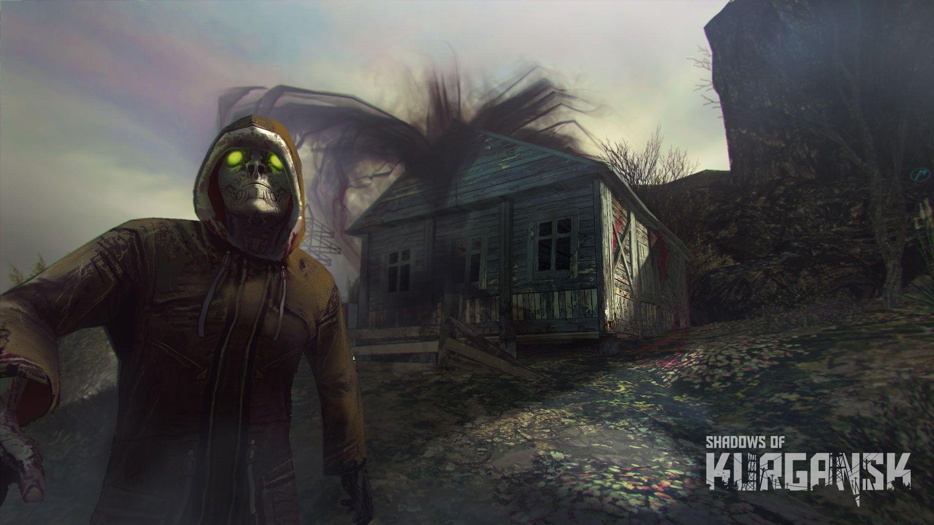 L'Anomalia ha trasformato gli abitanti in una sorta di zombi, che di notte saranno ancora più letali.