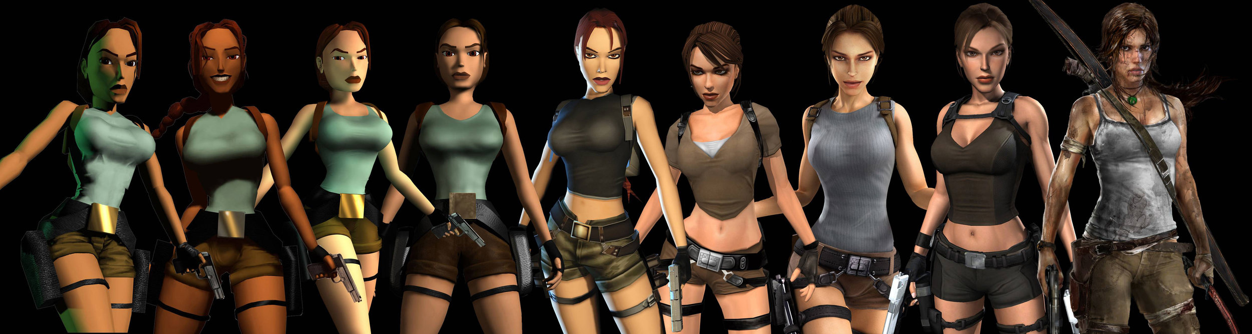 E invece loro. Lara.