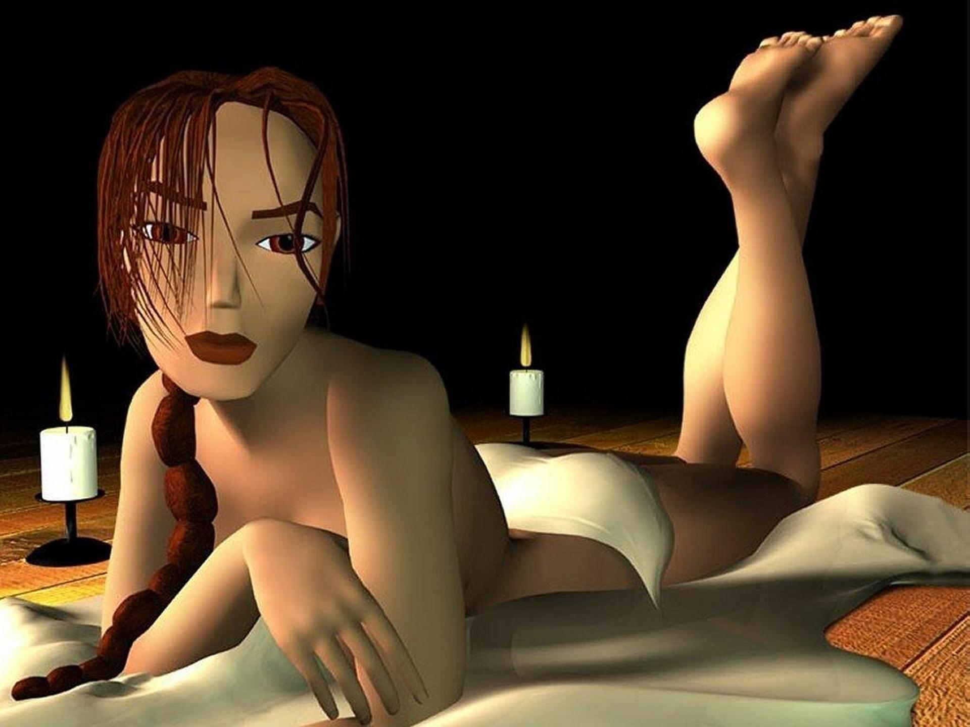 No, al 100% non si sbloccano foto osè di Lara