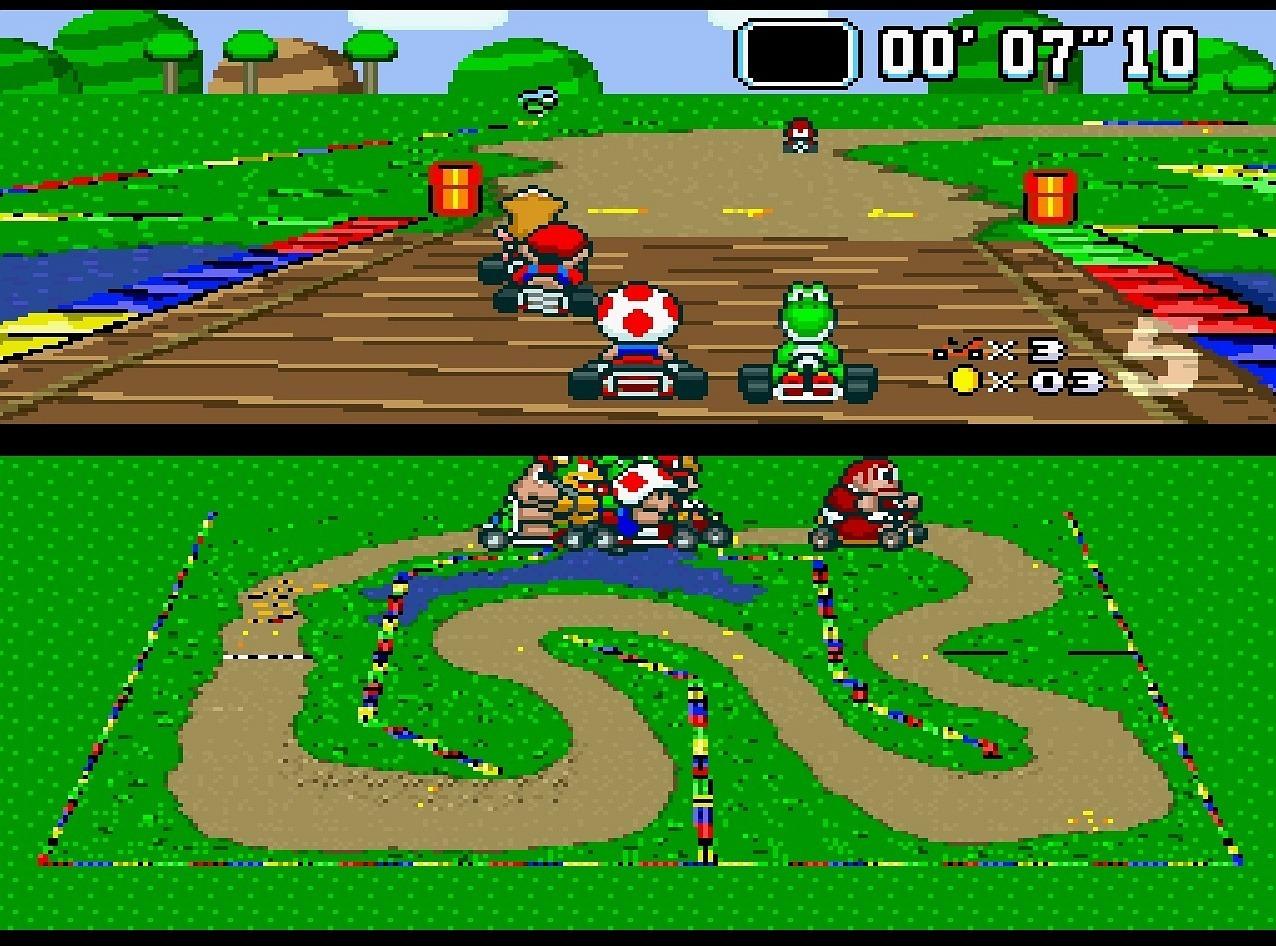 Quanta proliferazione del gameplay.