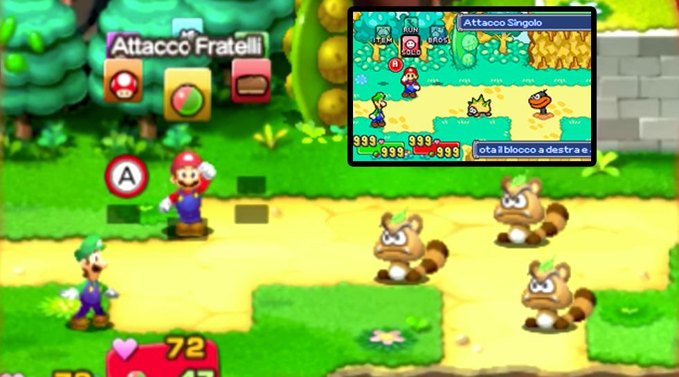 Che bellino, Mario che balla!
