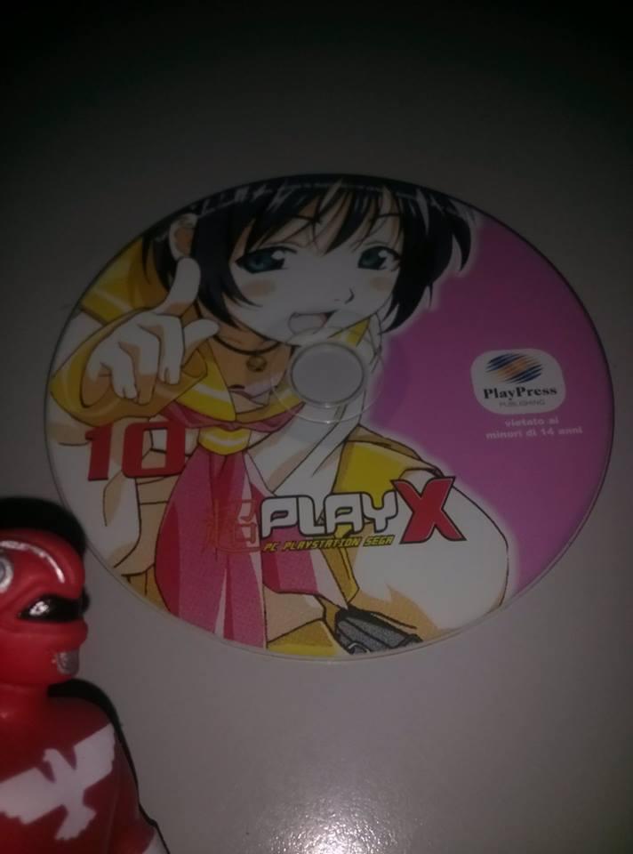 - Direttamente dal Numero 10 e dai miei ricordi più laidi, PlayX. Quindicinale dedicato al pantsu/panchira ed ecchi! (vedere mutandine ed erotici-soft... )