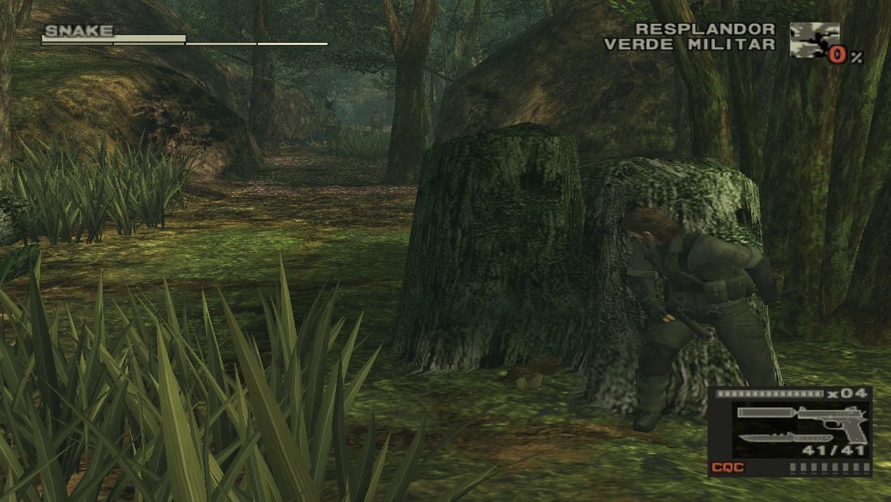 Il level design di Kojima è geometrico e rigoroso anche quando viene nascosto dal fogliame