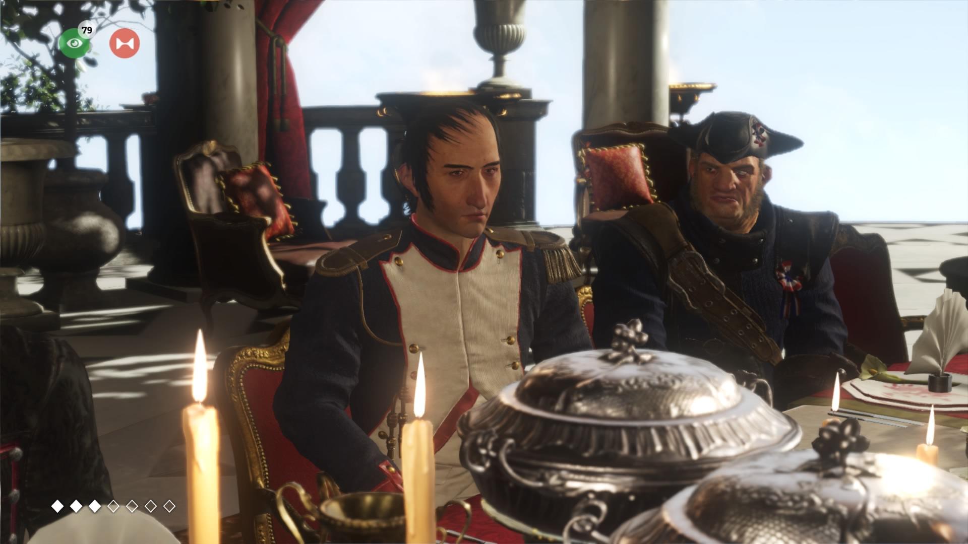 Tra le personalità di spicco abbiamo anche Napoleone Bonaparte.