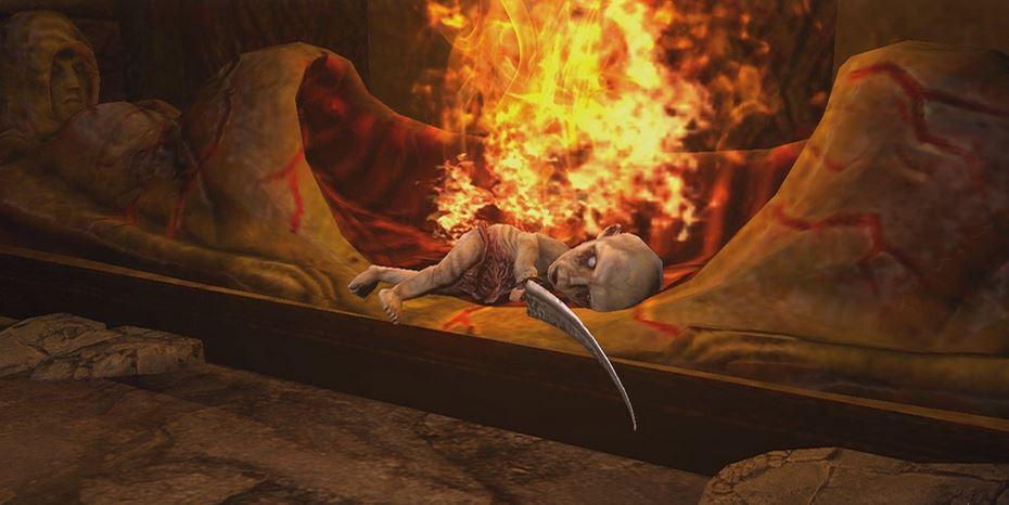 Prima si passava dal Limbo, eh, a prendere a calci i bimbi mai nati che uscivano da uteri in fiamme. Così, tanto per diffondere l'allegria.