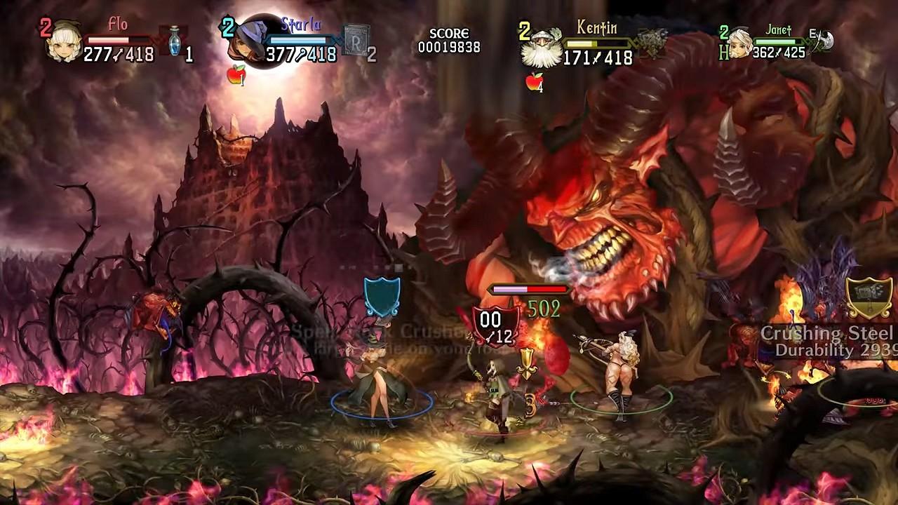 I boss sono sempre divertenti da massacrare, in multiplayer ancora meglio.
