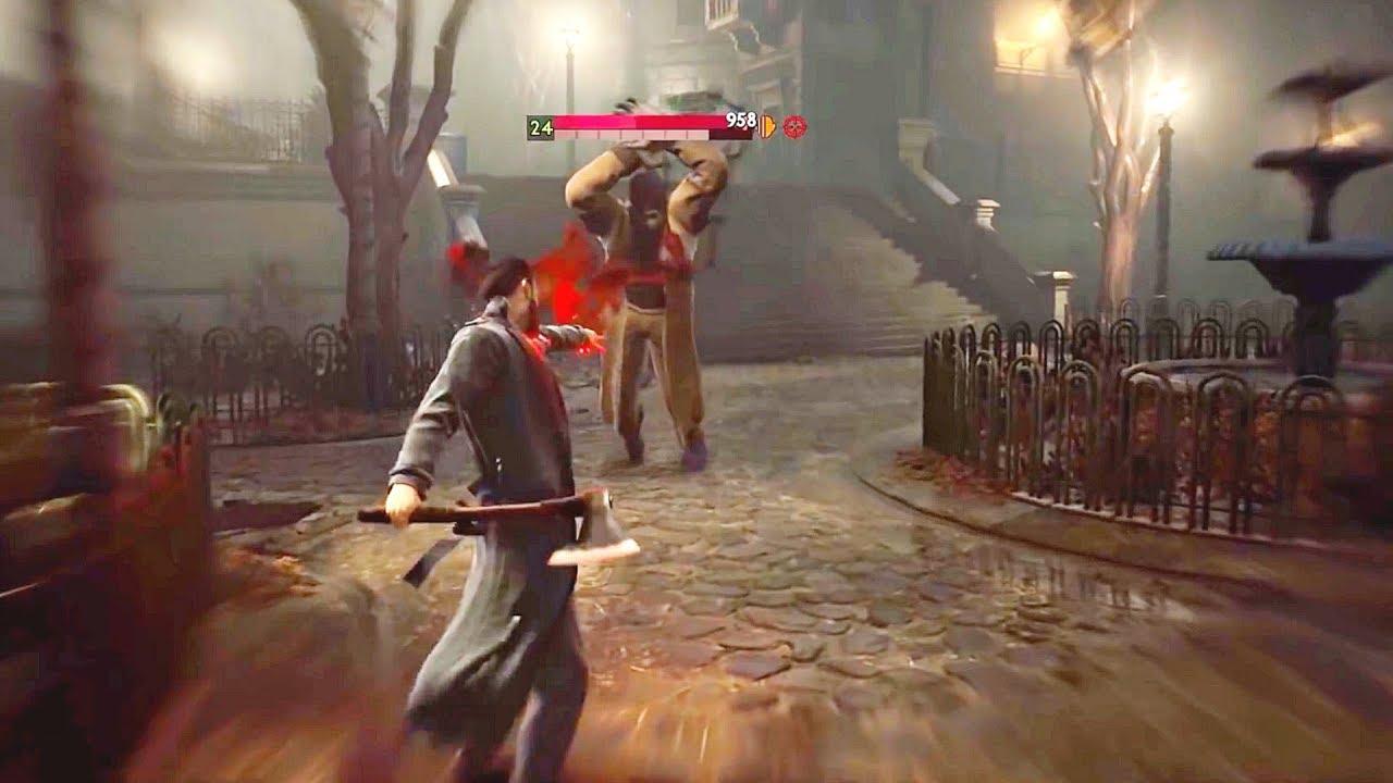 Stealth e dialoghi non permettono di evitare i combattimenti. A volte si è costretti ad affrontarli... purtroppo.