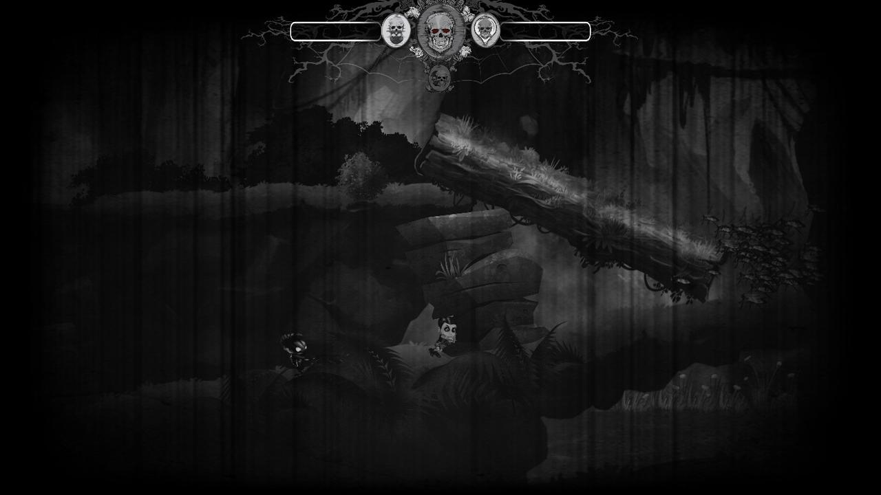 La scelta di implementare il filtro dark/retrò, sacrificando gran parte della fruibilità del gioco, è incomprensibile.