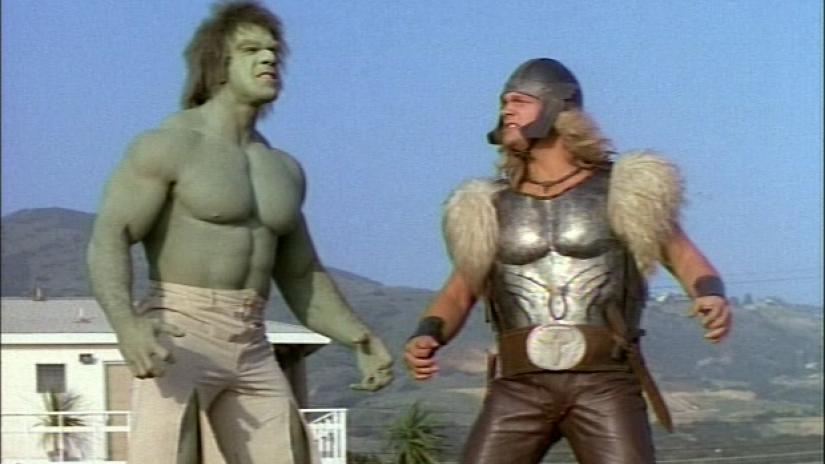Oddio, vedendo il team-up con Thor, ci si rende conto che certe tavanate le tirava fuori anche la serie di Hulk. Ma insomma, è accaduto quando ormai eravamo alla fine.