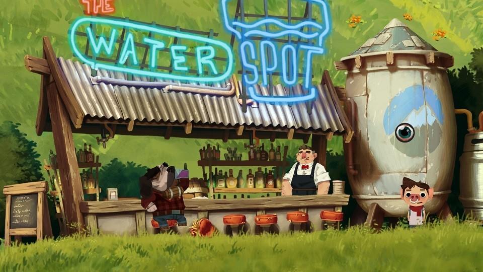 Indie per indie, l'action adventure  Stuck in a Pig  nasce dalla collaborazione tra Gamera e C.I.N.I.C. Games.