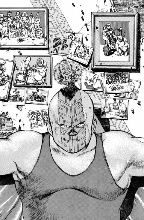 Nel manga, Joker si allea con Kaneda e Kaisuke nella rivolta contro Tetsuo e i suoi seguaci.