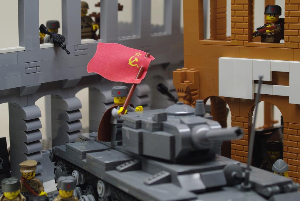 I LEGO filosovietici.