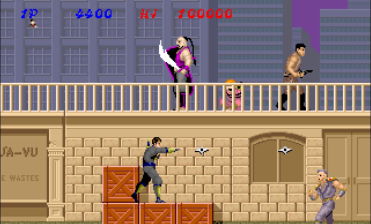 Perché non esiste un gioco dedicato al tizio con la scimitarra?