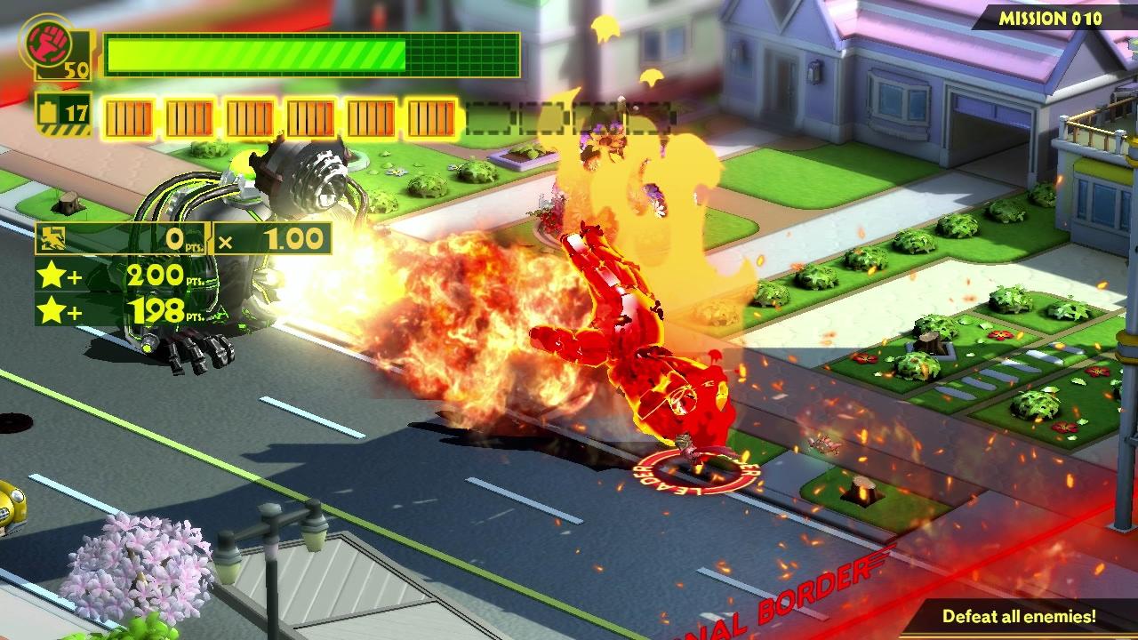 Tra attacchi, potenziamenti e abilità assortite, il combat system era di una goduria rara.