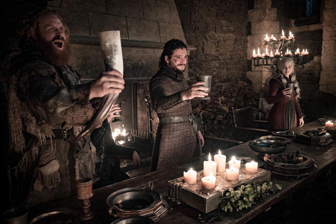 Le dinamiche delle feste di Westeros non sono poi tanto dissimili da quelle delle nostre, fatte le dovute eccezioni