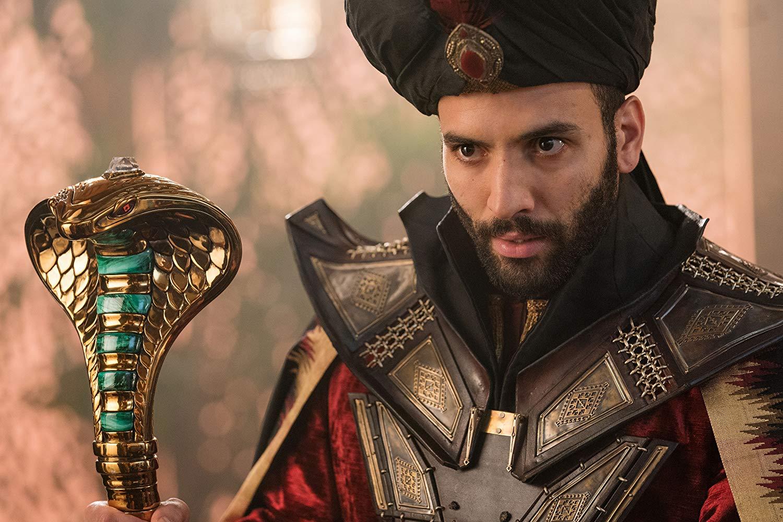 """La caratterizzazione di Jafar è sul classico """"Io ti conosco, vengo dalla strada come te"""" e via dicendo."""