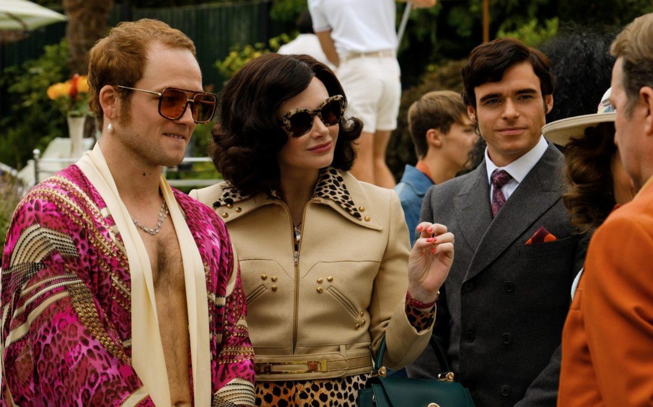 In  Bohemian Rhapsody , il manager John Reid era stato interpretato da un'altro attore di  Game of Thrones , Aidan – Ditocorto – Gillen.