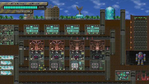 Ovviamente, dovete costruire anche una rampa di lancio per il vostro… GIANT ROBO! La creazione più famosa di Yokohama è naturalmente presente nel gioco ( Azito 3D ).