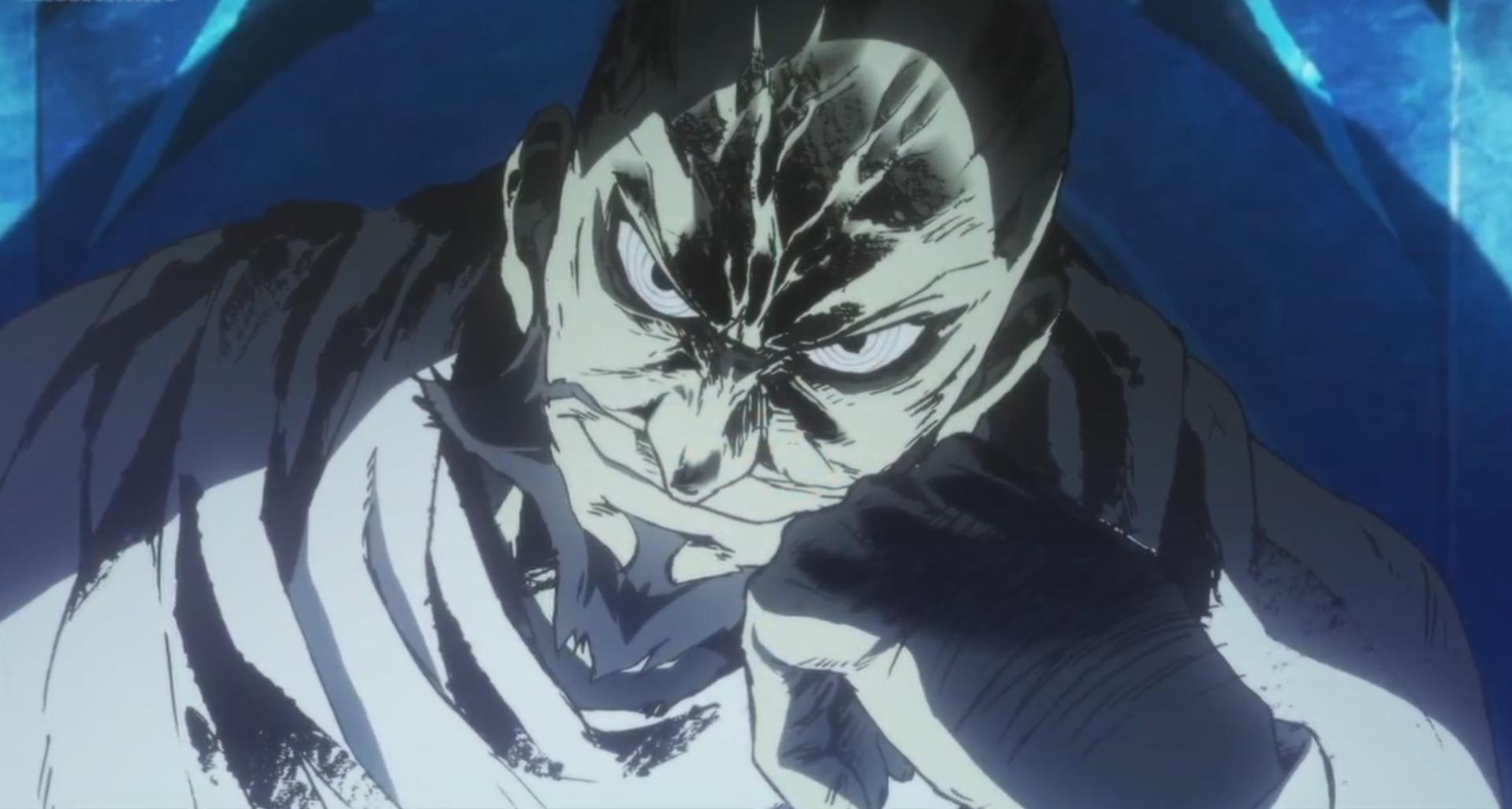 Lordgenome è uno tra i villain più interessanti nella scena anime degli ultimi anni.