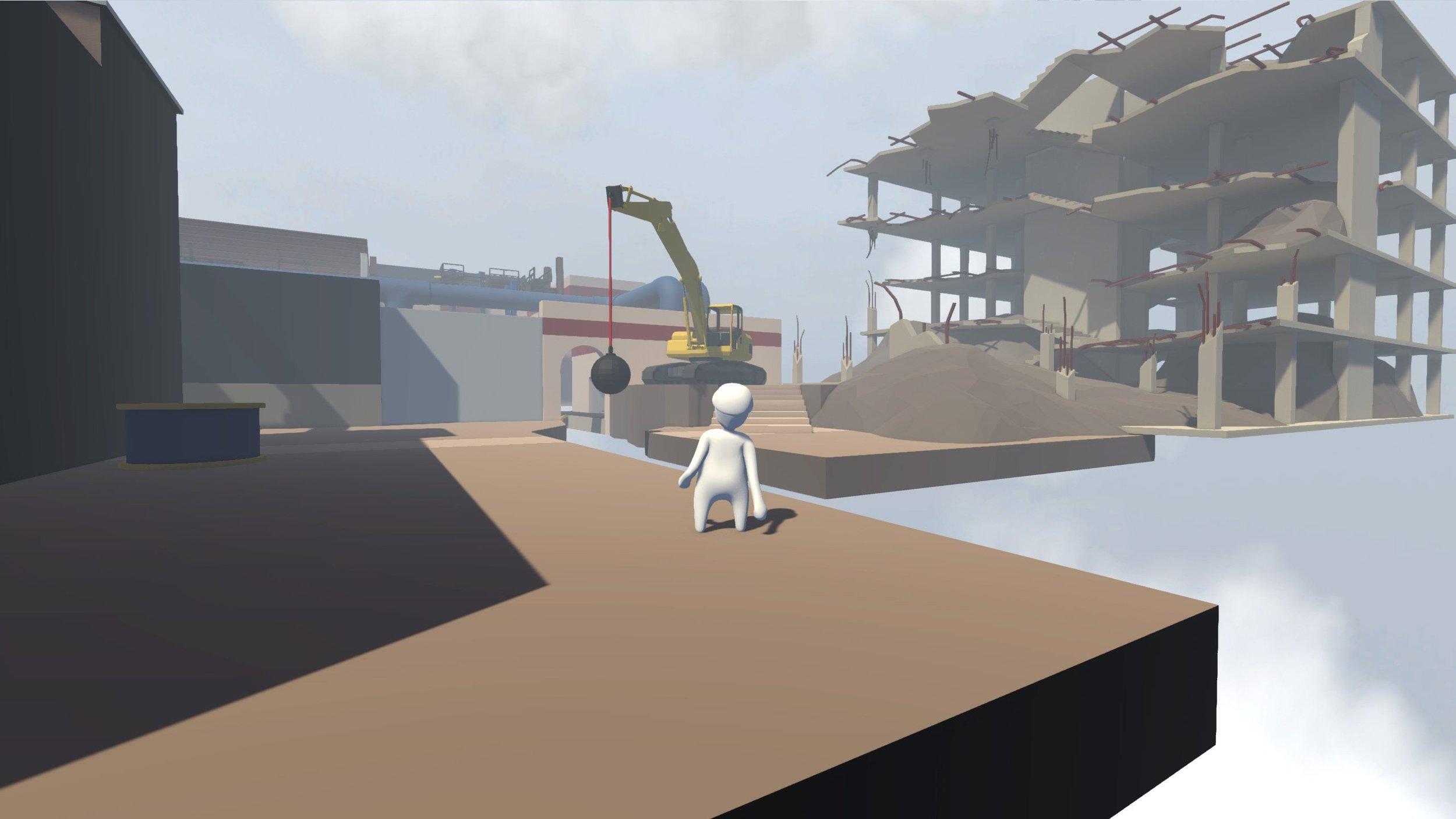Human: Fall Flat , il puzzle-platform dello studio lituano No Brakes Games, rappresenta un ottimo punto di osservazione sulle opportunità che Game Pass può offrire al mercato indie.