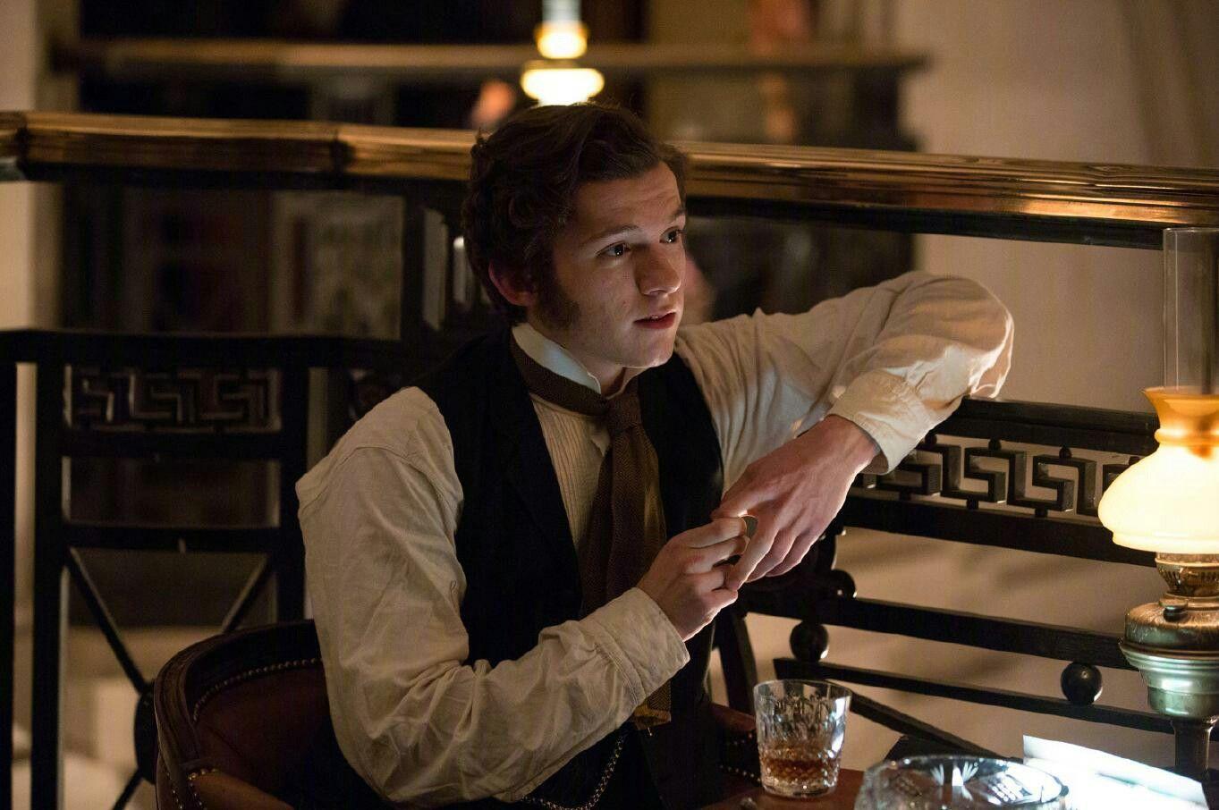 «Ora sono un Avenger, signor Edison?»