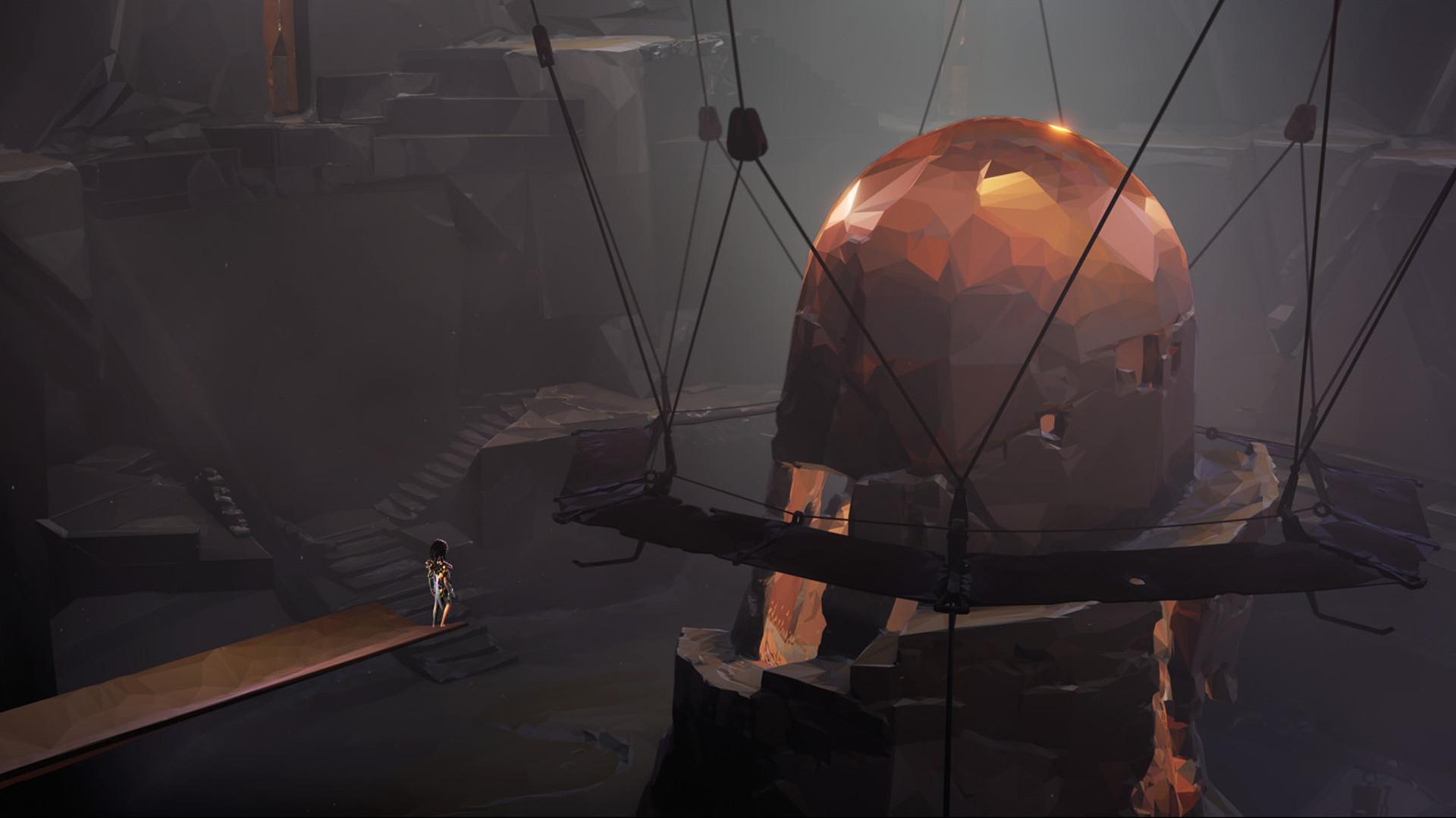 """Le sezioni """"umane""""accompagnano il gioco verso un orizzonte narrativo più complesso."""