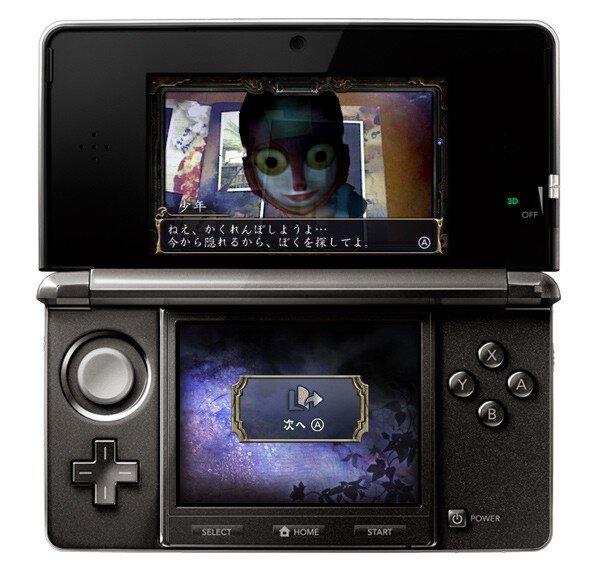 Spirit Camera  costituisce l'unica, bizzarra, apparizione della serie su console portatile.
