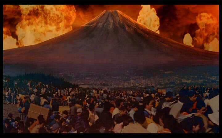 La distopia postnucleare di Akira Kurosawa.