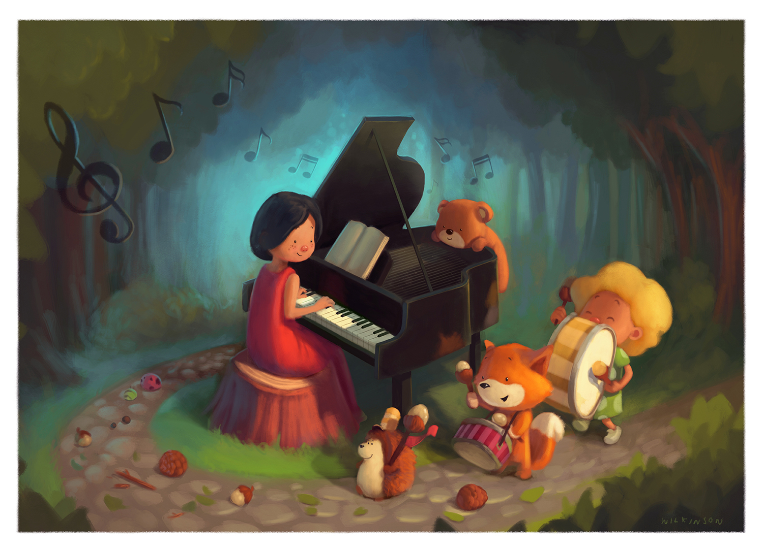 The Forest Band