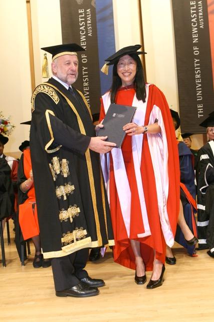 Dr Susan Lim- Newcastle University