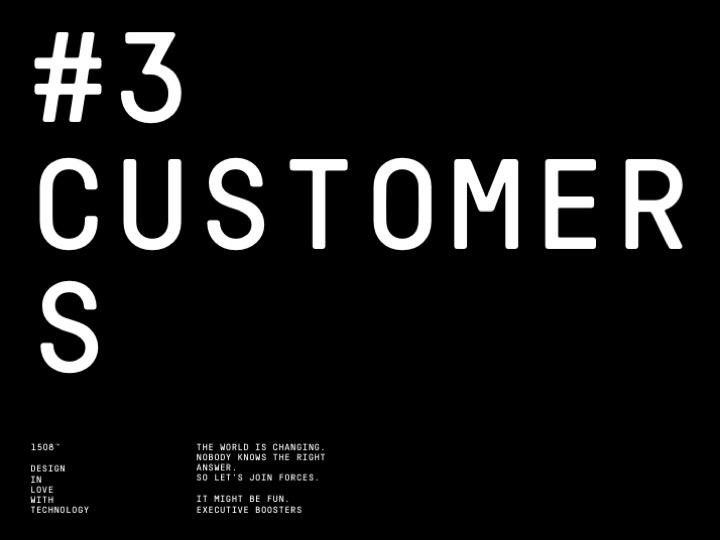 MB Executive #3 Customers