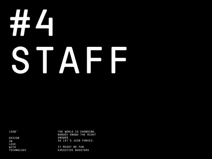 MB Executive #4 Staff