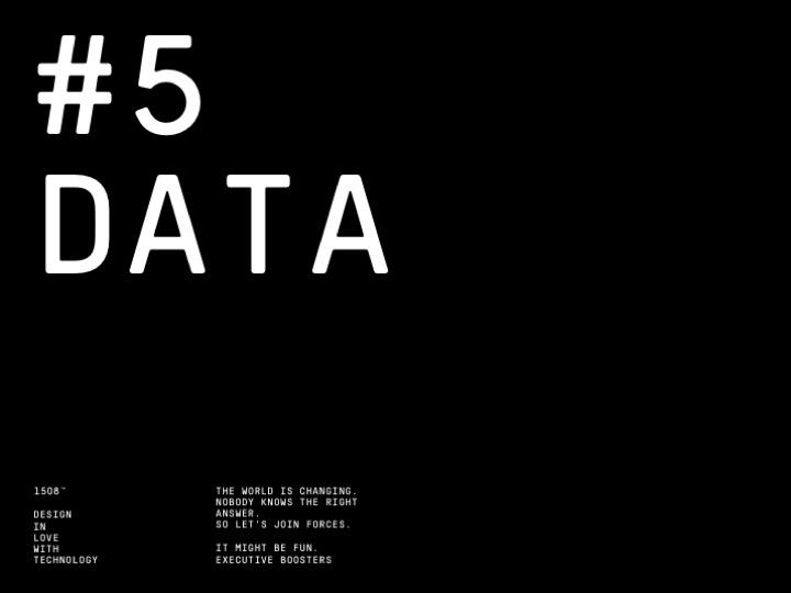 MB Executive #5 Data