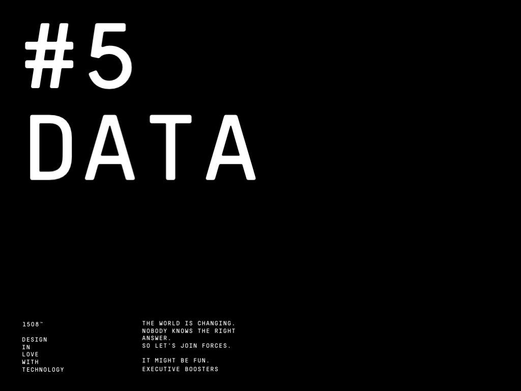 Morgenbooster Executive Episode #5: Data