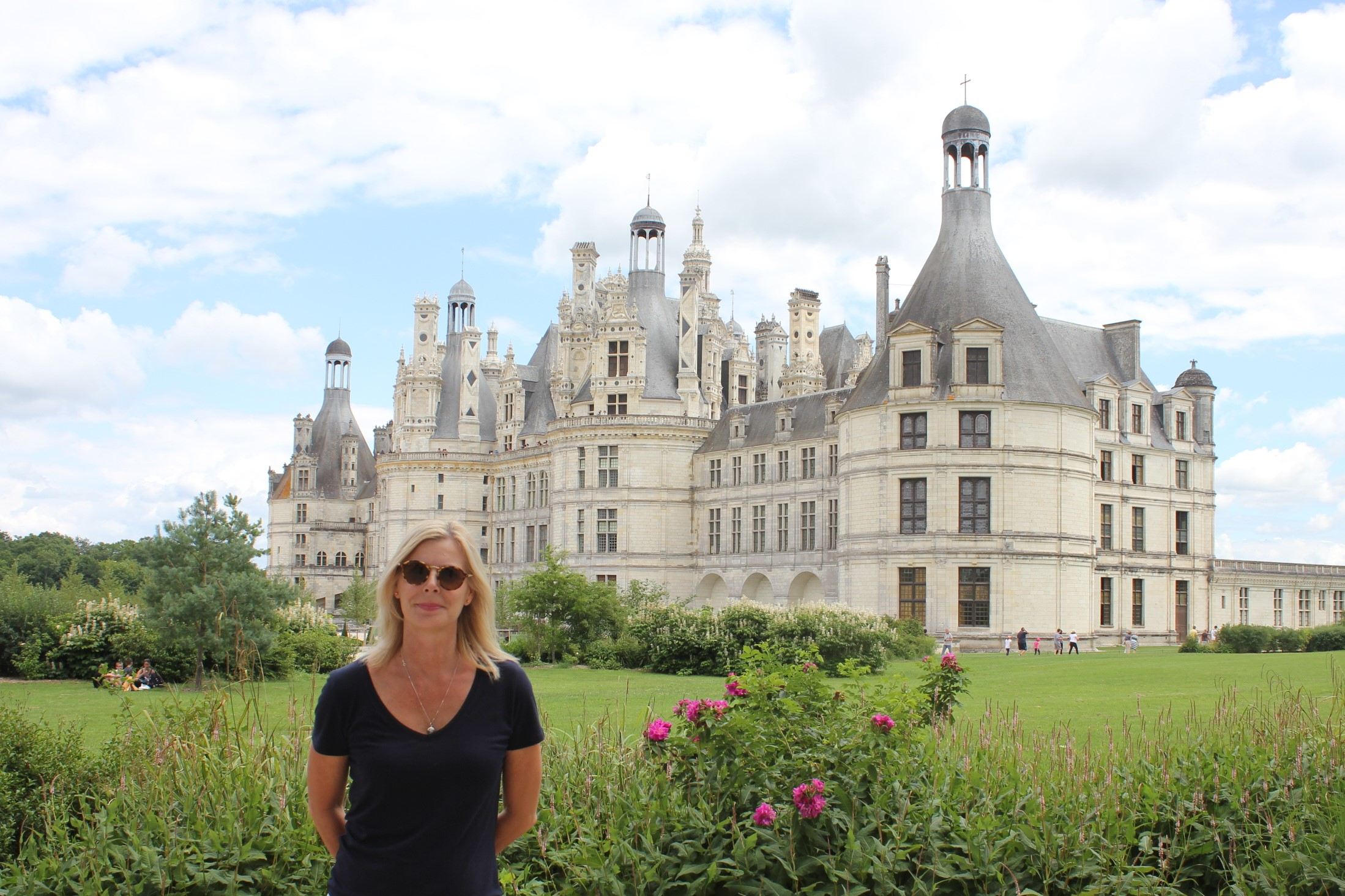 Château de Chambord, Loire Valley, France. France is a fav place to write about…