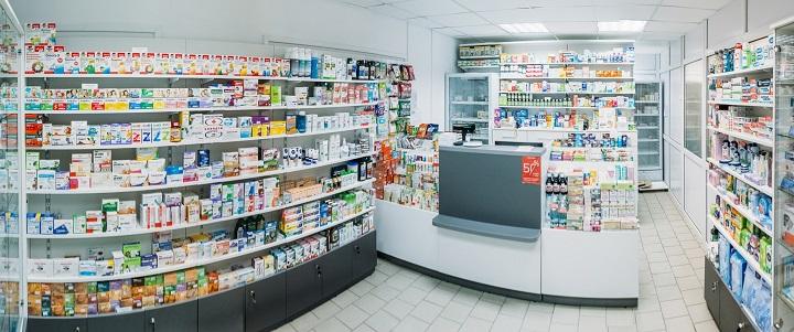 Работа с аптеками