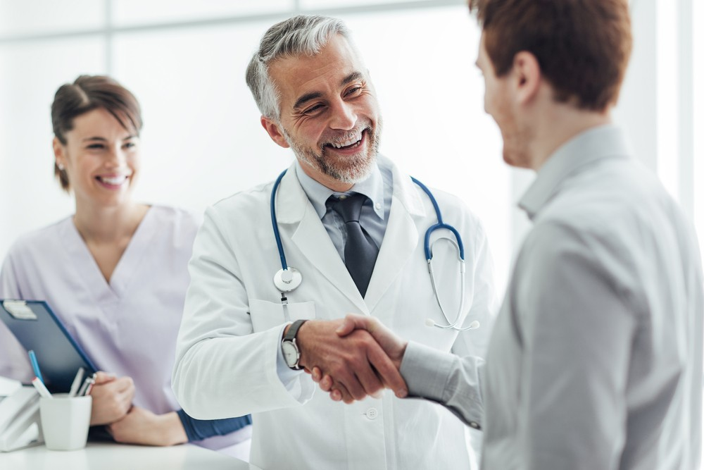 Работа со врачами