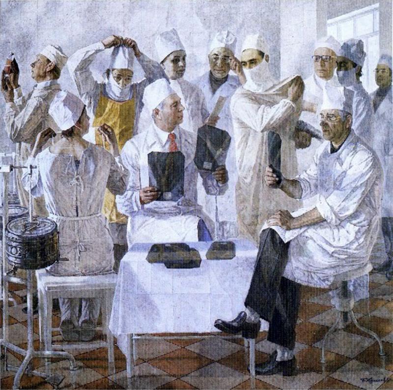 А.И.Курнаков Ответственные за жизнь. Групповой портрет орловских врачей 1980 г..jpg