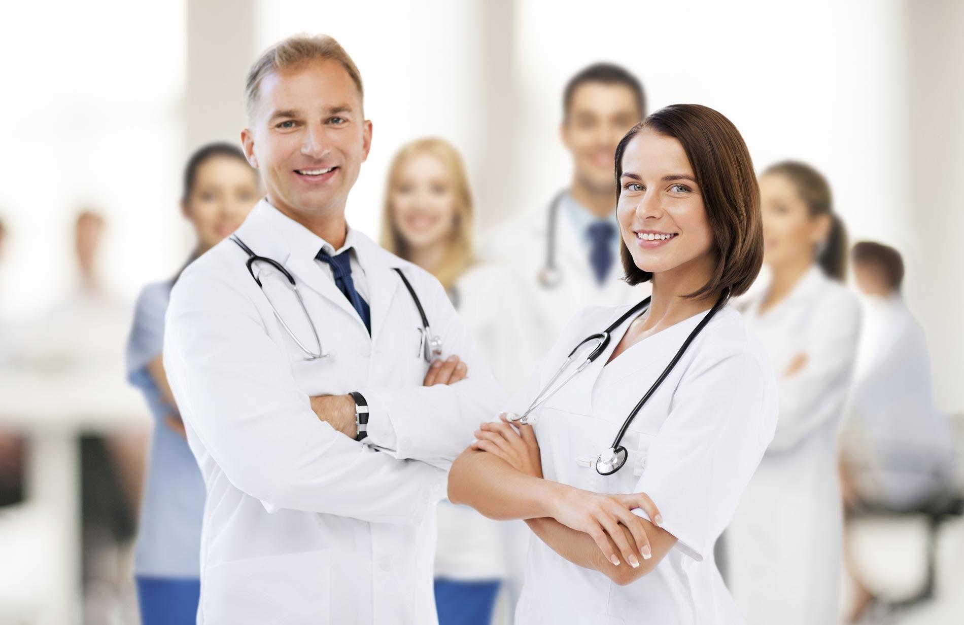 подбор медицинского персонала