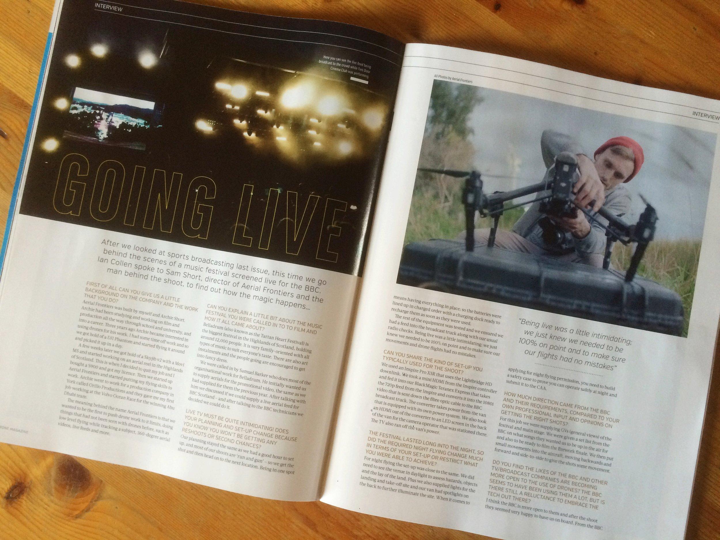 Drone Magazine