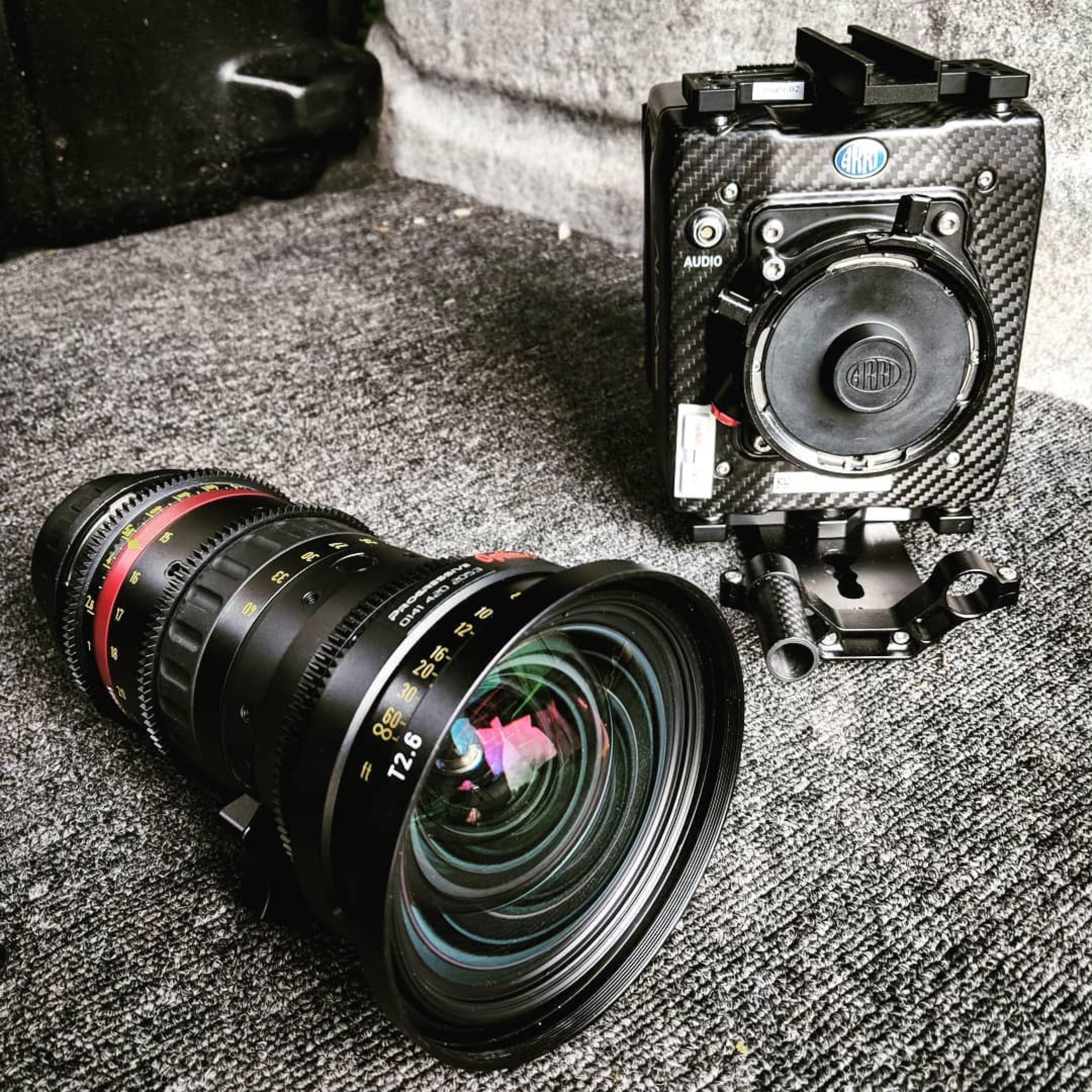 Alexa Mini - Angenieux 15 - 40mm