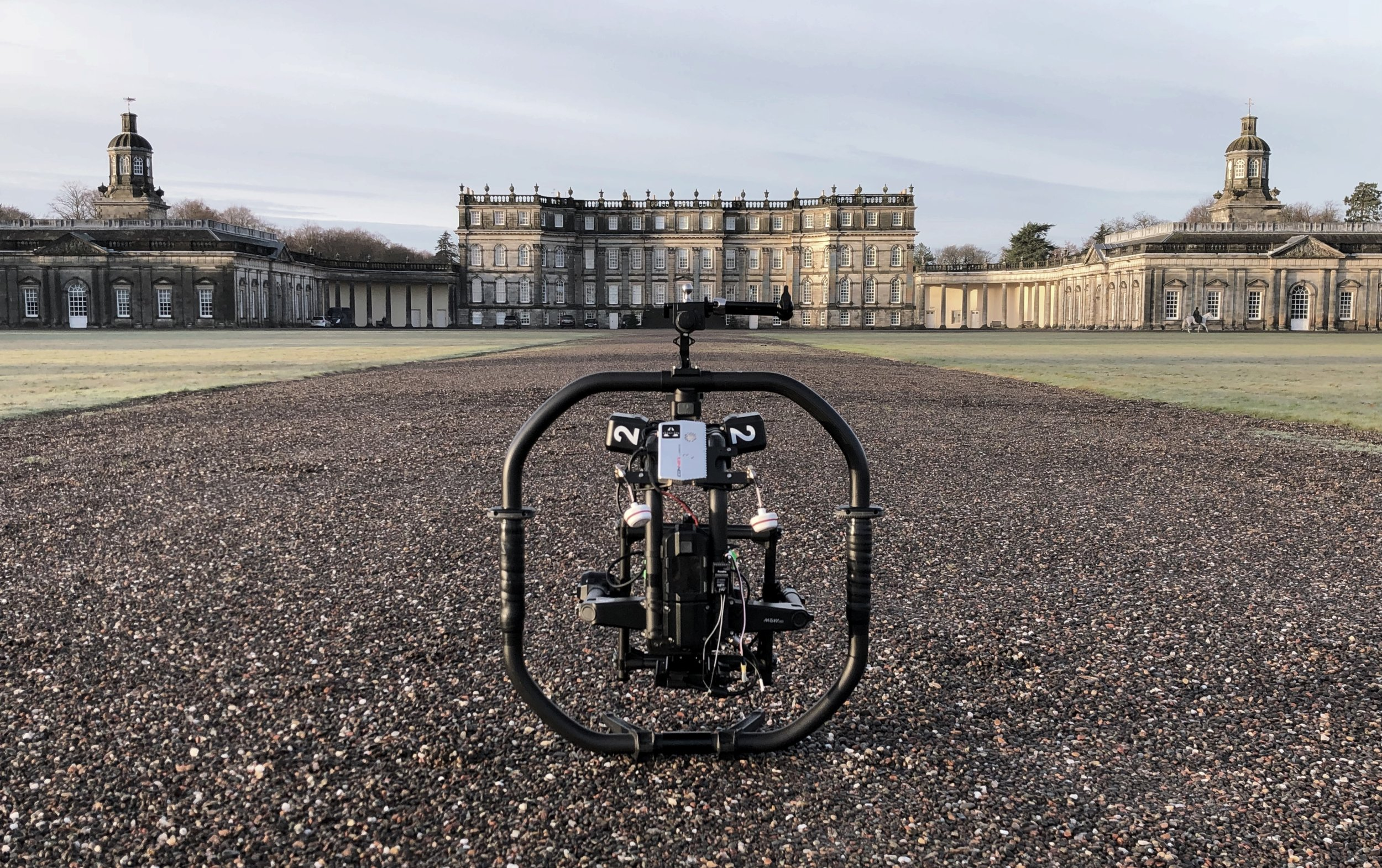 Freefly Movi Pro Aerial Frontiers